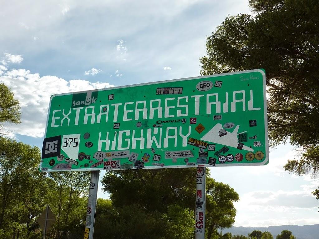 ET sign