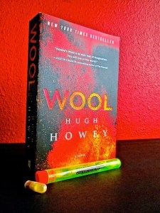 WOOL Author, Hugh Howey, Talks About Life As A Writer And Self-Publishing.