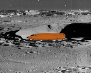 1,500 Forgotten Tapes Reveal A Hidden Spacecraft and Sixty Mile Highway On the Moon.