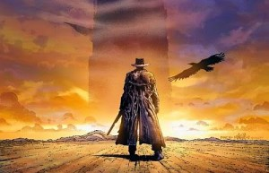 Roland Deschain in the Dark Towers series