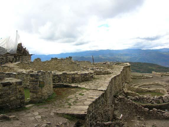Ruins of Kuelap