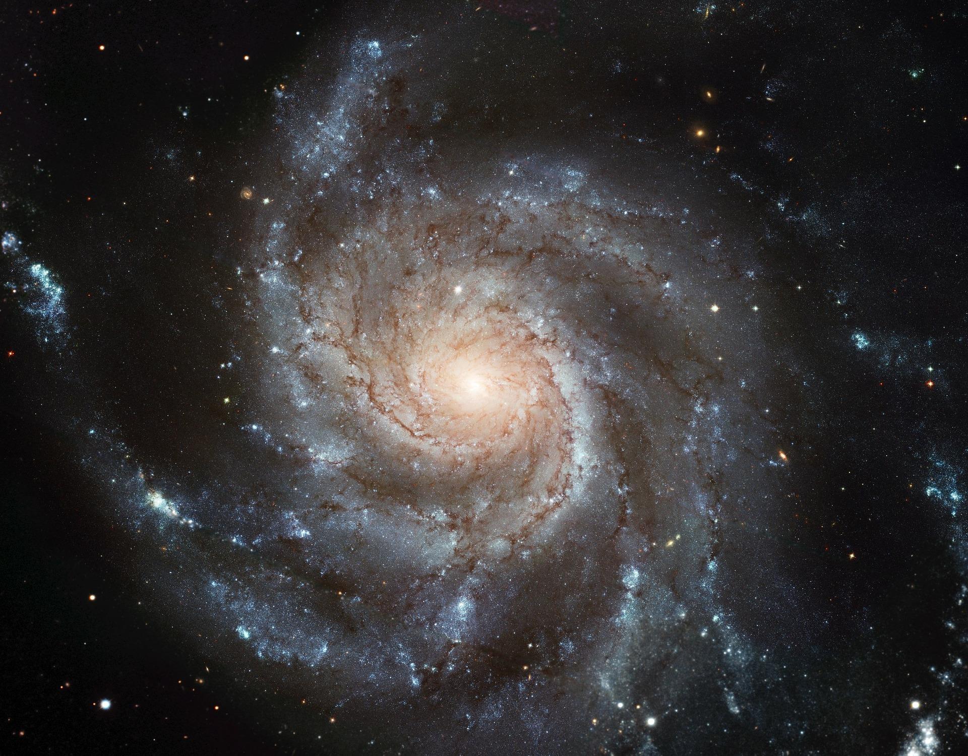 Big galaxy