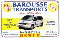 Barousse transports
