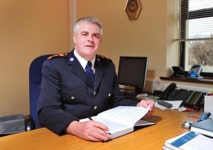Chief Superintendent John Kerin