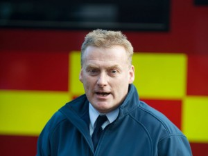Adrian Kelly, Clare chief fire officer.
