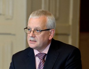Clare County Council CEO, Tom Coughlan.