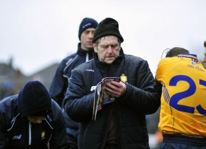 Pat Fitzgerald. Photograph by Declan Monaghan