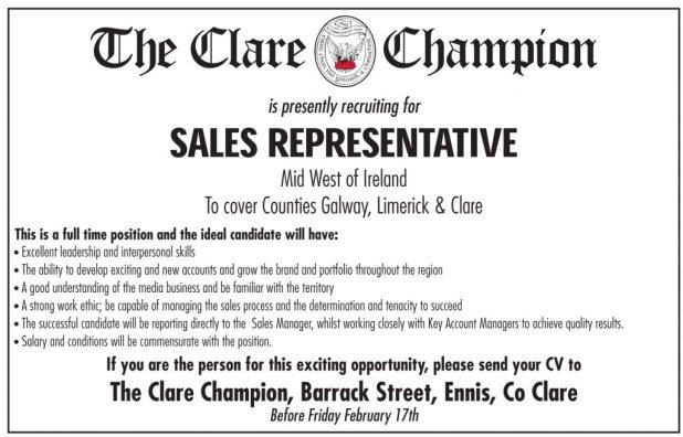 Advertising Sales Representative