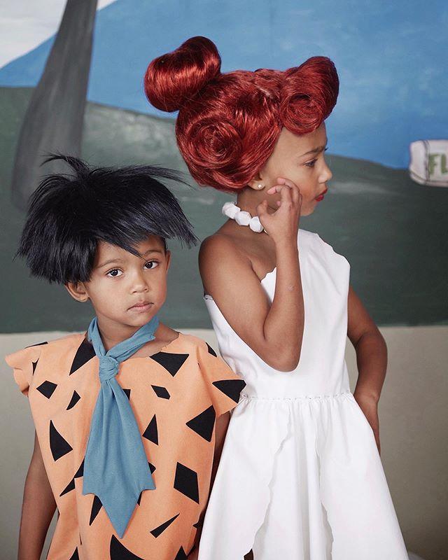 Kardashian West Family Halloween