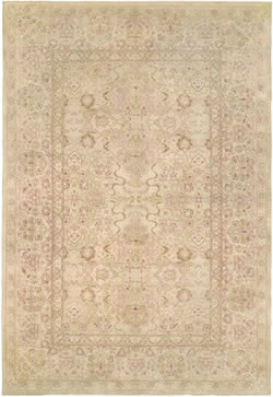 Agra and Amritsar Antique Persian Rug - Claremont Rug Company