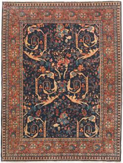 Tabriz Antique Persian Rug, Claremont Rug Company