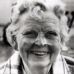 Margaret Byrd Rawson, 1982