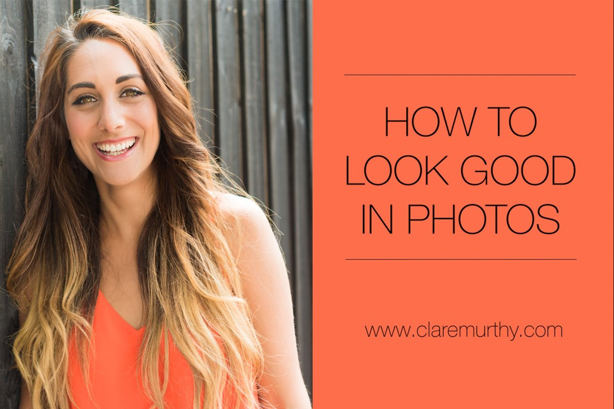 How to look good in photos. Tips from a professional photographer