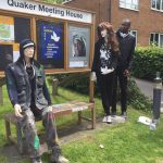 ArtBeat 2016 - A Day In The Life Homelessness Art Installation