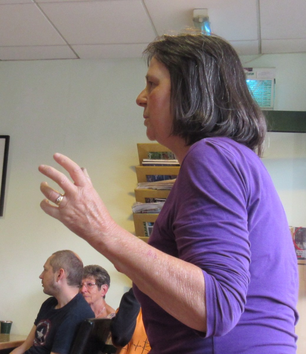 ArtBeat 2016 - Poetry, Tea and Toast at Fingerprints Delicafe