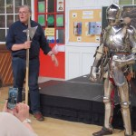 ArtBeat 2016 - Richard III for Kids at Avenue Primary