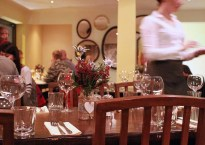 Fresh and simple: Cultura epitomises the clean, unfussy style of a modern bistro