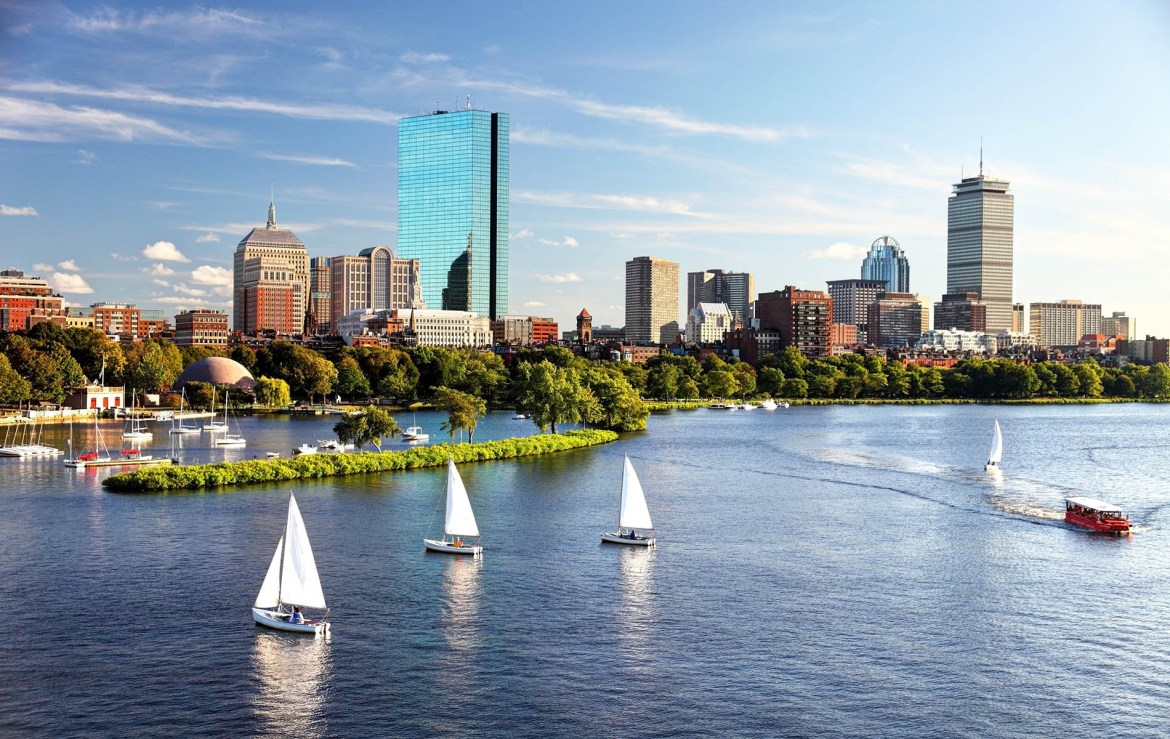 10 Locations In Boston To Take Your Next Instagram Picture
