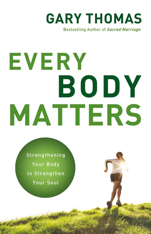 """Every Body Matters"" Book Review and GIVEAWAY!!"