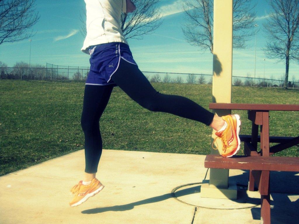 New Move Monday: Raised Single Leg Lunge