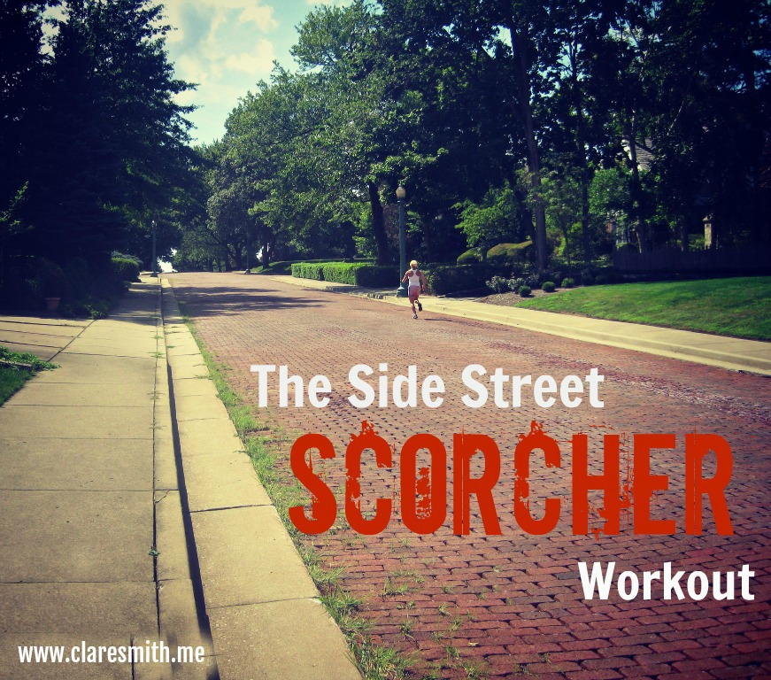 "New Move Monday: The ""Side Street SCORCHER"" Workout"