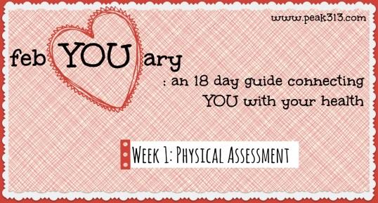 febYOUary Week 1: www.claresmith.me