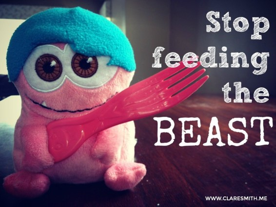 Stop Feeding The Beast: www.claresmith.me