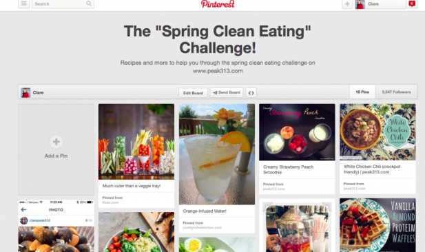 Spring Clean Eating 2015: www.claresmith.me