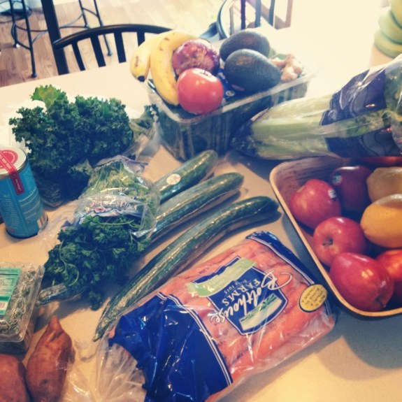 2015 Spring Clean Eating Meal Prep: www.claresmith.me
