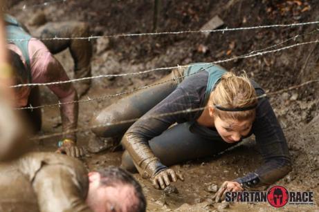 Candace Cameron Bure Spartan Race