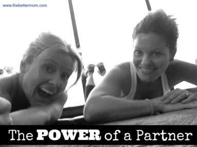 The Power of a Partner | peak313.com
