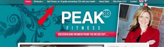 febYOUaryHomePage : peak313.com