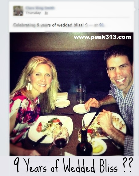 9 Years of Wedded Bliss? What I've learned through the past 9 years of marriage: peak313.com