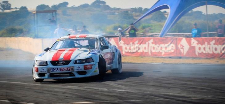 Dezzi Raceway Drift Spectacle
