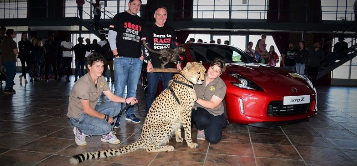 ANNUAL CHARITY CHEETAH KARTING DAY 2017