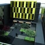Premio Categoría Proyecto Arquitectónico Estudiantes. Escuela en La Boca.