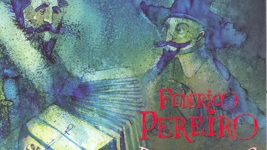 REFERENTES. El primer disco de Federico Pereiro.
