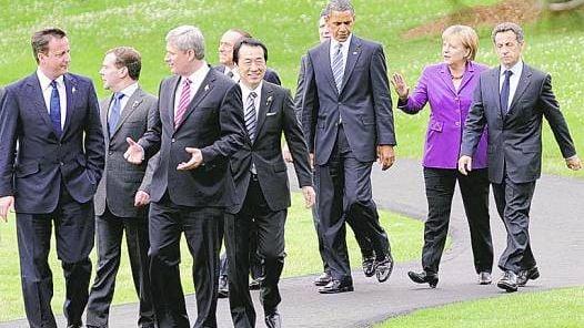 El G-20 se centra en el crecimiento de la economía mundial