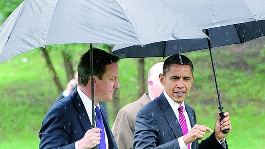 La política exterior británica gira al ritmo del poder mundial