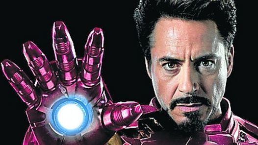 Downey Jr.Un Iron Man imbatible.
