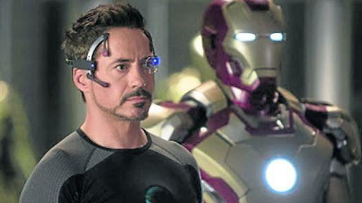 """""""Iron Man 3""""Incluía secuencias con actrices chinas, no vistas en EE.UU."""