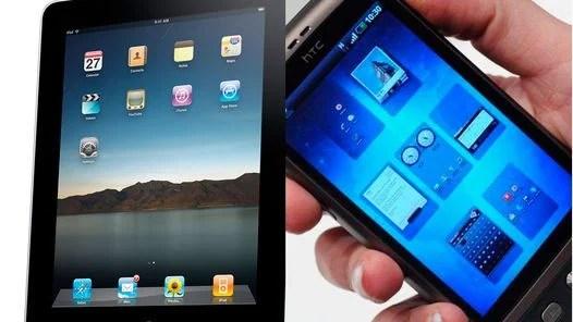 BOOM Tabletas smartphones vedettes CLAIMA20110406 0221 5 Las ventas de smartphones y tabletas superarán a las computadoras este año