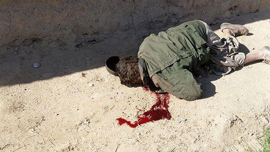 Se bautizaron como Kill Teamy acababan con la vida de los insurgentes afganos violando todas las normas del Código Militar. (Der Spiegel)