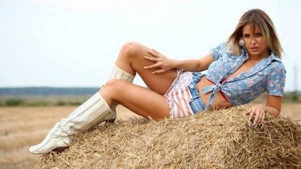 Slobodanka Tosic, ex modelo de Playboy, acusada de cinco asesinatos. (Facebook)