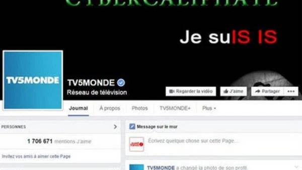 TV 5 Monde, hackeado por el ISIS