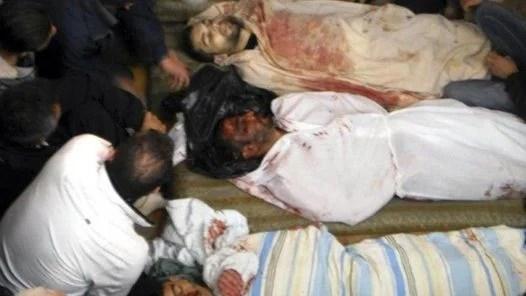 Las fuerzas de seguridad sirias mataron ya, cerca de 40 personas al abrir fuego contra manifestaciones en varias ciudades de Siria. (AP)