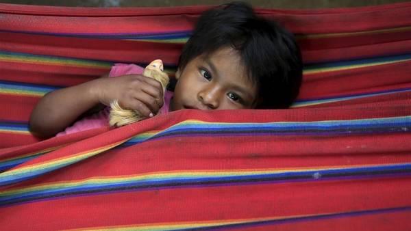 Una tribu colombiana, a punto de desaparecer./ REUTERS