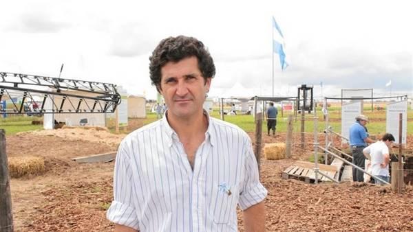 """Francisco Iguerabide, titular de Aacrea, dice que los productores ahora quieren """"ir por más""""."""