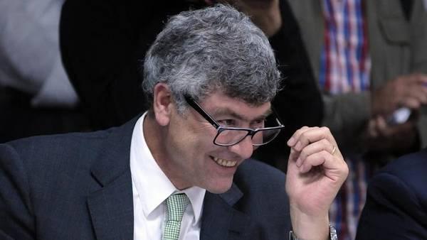 Ricardo Buryaile, Ministro de Agroindustria.