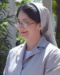 Por los demás. Rosa Belaber es la encargada del hogar Santa Catalina.